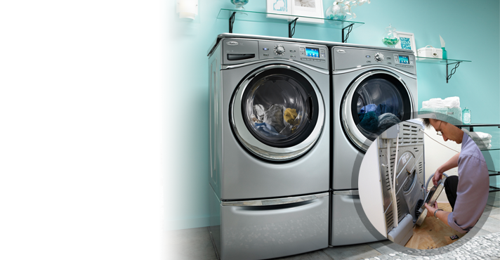 washer & dryer repairs